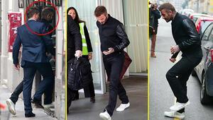 David Beckham, İtalyada görüntülendi Ne yapıyor