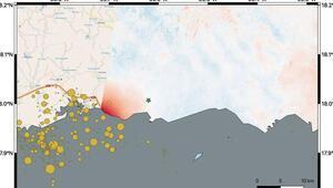 Porto Rikoda 2 bin deprem haritayı değiştirdi