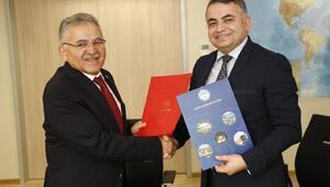 Büyükşehir Belediyesi USHAŞ ile protokol imzaladı