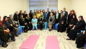 Kırklareli Devlet Hastanesinde olan menopoz okulu açıldı