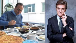 Vanlı kahvaltıcılardan Dr. Mehmet Öze cevap