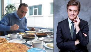 Prof. Dr. Öze, Vanlı kahvaltıcılardan davet