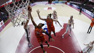 Gelecek Koleji Çukurova Basketbol 50-109 USK Prag