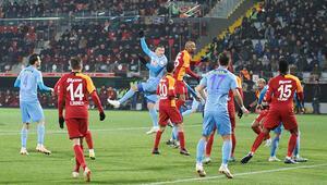 Çaykur Rizespor 1-1 Galatasaray | Maçın özeti ve golleri