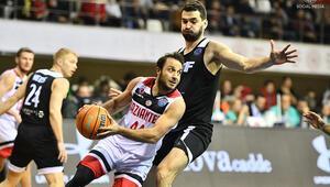 Gaziantep Basketbol 86-79 VEF Riga