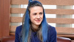 Türk voleybolunun Mavi Şimşeki Meryem Boz gözünü olimpiyat madalyasına dikti