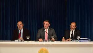 Tokatta 2020 yılı koordinasyon kurulu toplantısı