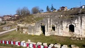 Batı Karadenizin Efesinde kazılar yeniden başladı