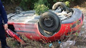 Muğla'da kaza: 1 ölü, 3 yaralı