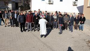 Tokatta köylüler kar duasına çıktı