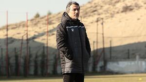 Yeni Malatyasporda Sergen Yalçın olmadan ilk idman