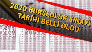 2020 Bursluluk Sınavı (İOKBS) ne zaman yapılacak MEB tarih verdi