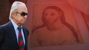 Milyarder iş adamına ağır ceza Dünyaca ünlü tabloyu kaçırmaya çalışınca...