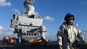 Fransa Charles de Gaulle uçak gemisini yolluyor
