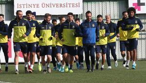 Fenerbahçe, sezonun ikinci yarısını Gaziantepte açıyor