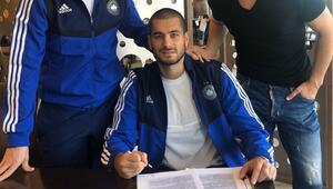Son dakika transfer haberleri | Eren Derdiyok resmen imzayı attı