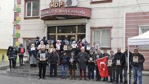 HDP önündeki eylemde 137nci gün