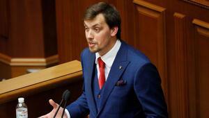 Son dakika haberi... Ukrayna Başbakanından istifa kararı