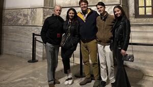 En rahat ettikleri yer Balat'tı Michael  Douglas, Catherine Zeta-Jones ve çocuklarıyla İstanbul turu...