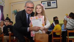 Antalyada 475 bin öğrenci karne aldı