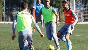Trabzonsporda Kasımpaşa mesaisi başladı