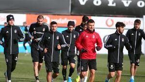 Dorukhan ve Lens Beşiktaş idmanında yok