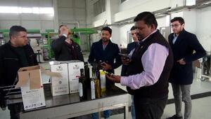 Bangladeş heyeti Kiliste Organik Zeytin Üreticileri Birliğini ziyaret etti