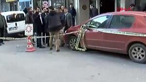 Son dakika haberi... Ankarada hareketli dakikalar... Otelden ateş açtı