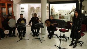 Edirne'de müzelerde Türk müziği yankılanıyor