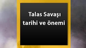Talas Savaşı nedir Kimler arasında olmuştur Talas Savaşı tarihi, nedenleri ve sonuçları