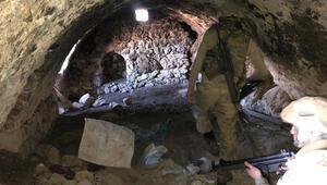 Kapan-4 Mavada 41 sığınak ve mağara imha edildi