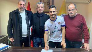 Ekol Göz Menemenspor, Göztepeden Yusuf Talumu kiraladı   Transfer Haberleri