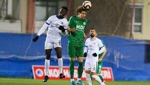 Ekol Göz Menemenspor 0-3 Giresunspor