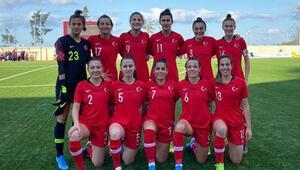 Milliler, Maltayı 2 golle geçti