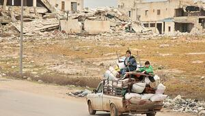 Halep kırsalında Esad kara harekâtı başlattı