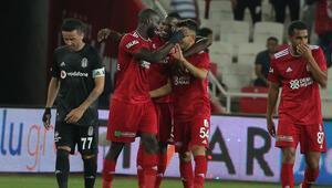 Beşiktaş ile Sivasspor arasında golsüz maç yok