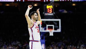 NBAde Sixers sahasında kazanmaya devam ediyor NBAde günün sonuçları ve özeti