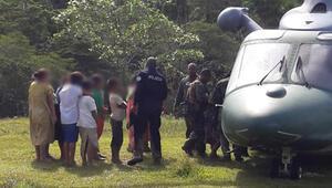 Panamada şeytan çıkarma ayini: Hamile anne ve beş çocuğu öldürüldü