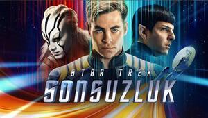 Star Trek Sonsuzluk oyuncuları kimler Star Trek Sonsuzluk ne zaman çekildi konusu ne