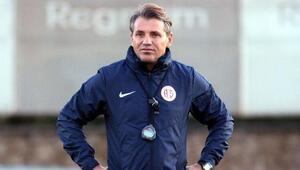 Antalyasporda Sinan Gümüş sesleri Tamer Tuna açıkladı...
