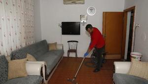 Belediyeden yaşlılara bakım ve temizlik desteği