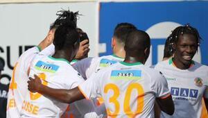 Alanyaspor 5-1 Kayserispor | Maçın özeti ve golleri