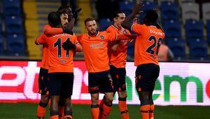 Başakşehir 4-1 Yeni Malatyaspor