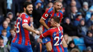 Manchester City 2-2 Crystal Palace