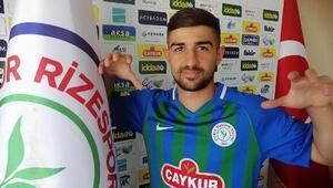 Çaykur Rizespor, Yusuf Aceri Erzurumspora kiraladı
