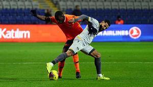 Başakşehirde Fenerbahçe maçı öncesi Demba Ba şoku