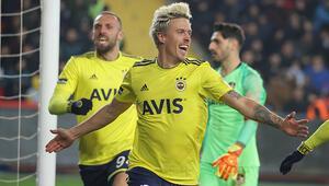 Gaziantep FK 0-2 Fenerbahçe | Maçın özeti ve golleri