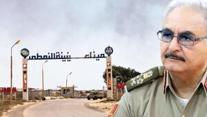 Berlin'deki Libya konferansı öncesi Hafter'den petrol şantajı