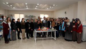 Sivrihisarlı kadınlar üretecek Ankara'da satılacak