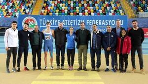 Atletizmde 7 Türkiye rekoru yenilendi